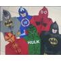 Queima Estoque Casaco Personagens Quentinho Batman Hulk Moda