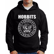 Blusa Moletom Hobbits Blusa O Hobbit Senhor Dos Anéis Blusas