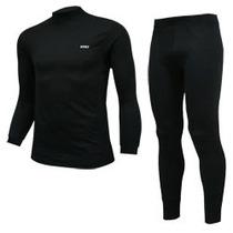 Conjunto Térmico Completo Importado (camisa+calça+luva+meia)