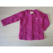 Casaco Lilica Ripilica Baby Original Pink