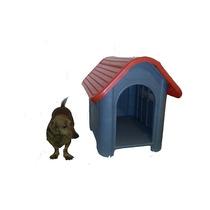 Casinha De Cachorro Plastica Porte Médio