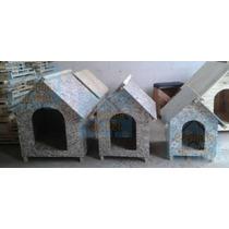 Casa Cachorro 2 Águas Recilada Ecológicatamanho 3 Casinha