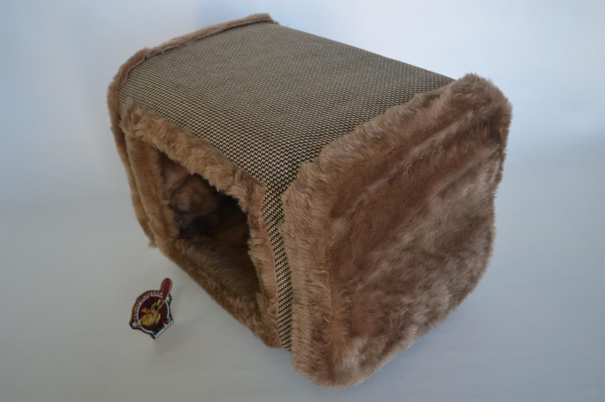 Cama Casa Para Cachorro E Gato Iglu 3 Cama Casa Toca Iglu Para  #412D20 1200x798 Banheiro De Gato Iglu