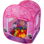Barraca Infantil C/100 Bolinhas Barbie Fun