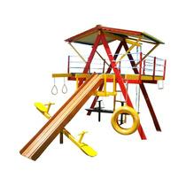 Playground De Madeira Direto Da Fabrica 12 Em 1