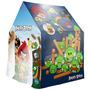 Barraca Com Sensor Angry Birds - Bangtoys