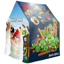 Barraca Com Sensor Angry Birds - Bangtoys