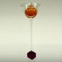 Vidros Para Velas-suporte Para Velas- Tulipa De Vidro