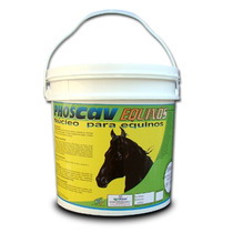 Phoscav Equinos Nucleo Mineral Vitaminico Para Todas Idades
