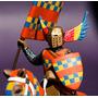 Cavaleiro Alemao Idade Media Medieval Chumbo Cruzada Ed 02
