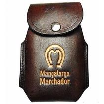 Capa De Couro Mangalarga Para Celulares E Smartphones