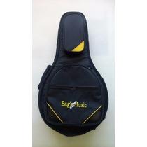Bag/ Capa / Soft Case Para Bandolim Reforçado Bags Music !!!