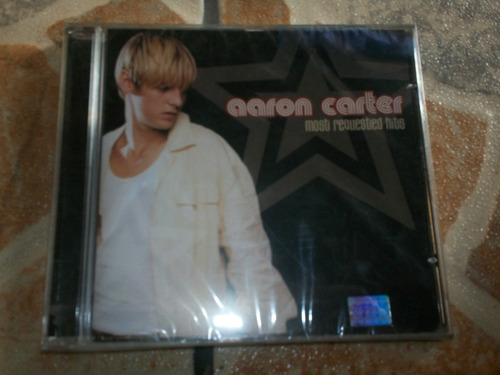 Cd - Aaron Carter Most Requested Hits