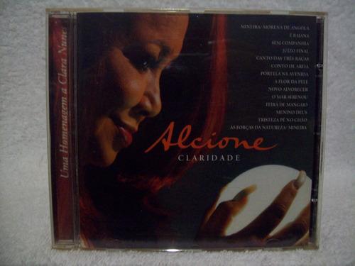 Cd Alcione- Claridade
