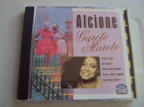 Cd - Alcione - Garoto Maroto - Frete Grátis