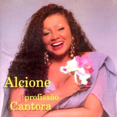 Cd / Alcione = Profissão Cantora (1995)