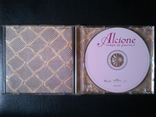 Cd Alcione - Tempo De Guarnicê