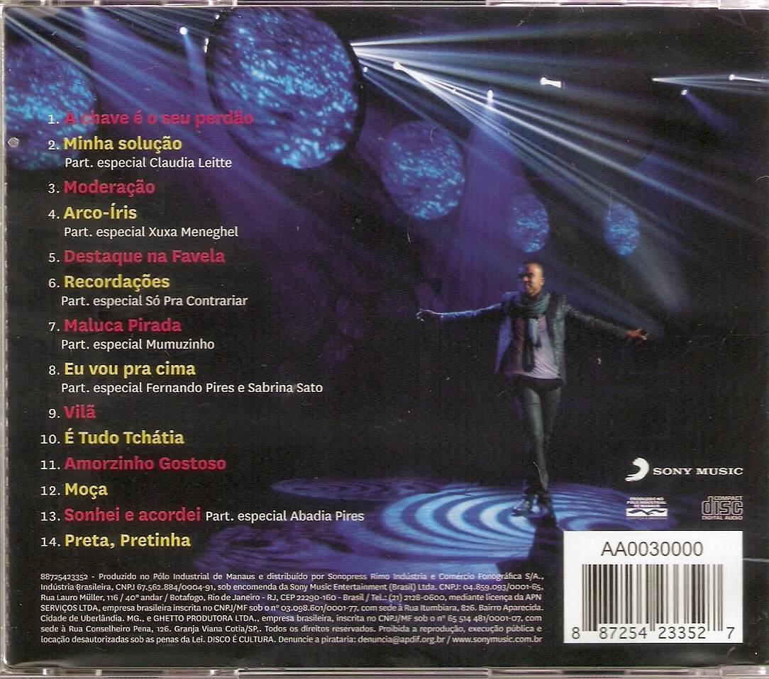 cd completo alexandre pires eletrosamba