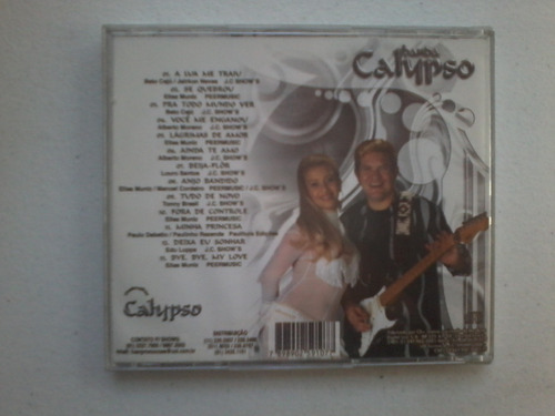 Cd Banda Calypso Vol. 6