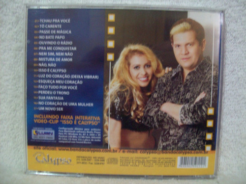 Cd Banda Calypso- Volume 8