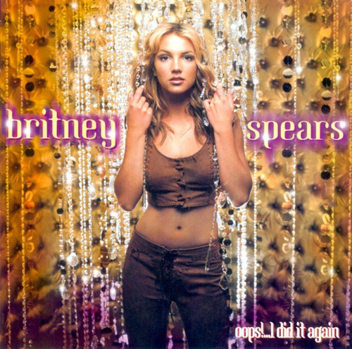 Cd Britney Spears Oops! I Did It Again 2000