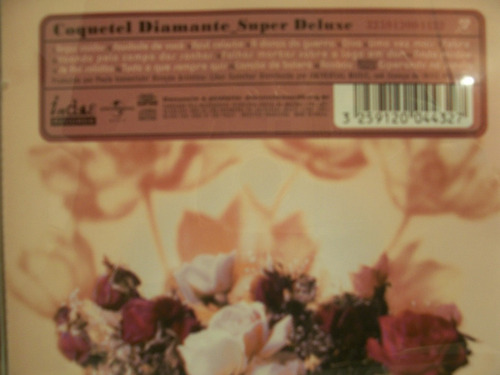 Cd - Coquetel Diamante - Super Deluxe