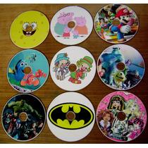 Impressão De Cd E Dvd - Gravação E Duplicação