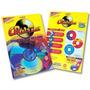 100 Etiquetas Adesivas Para Cd / Dvd - Jato De Tinta / Laser