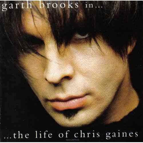 Garth Brooks in The Life of Chris Gaines cd Garth Brooks The Life of