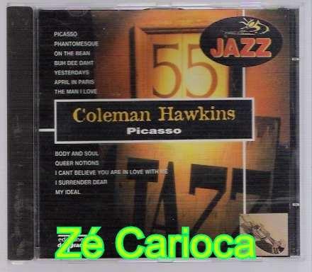 55 Coleman Hawkins Picasso