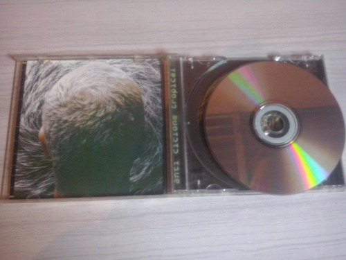 Cd Lulu Santos-anti Ciclone Tropical