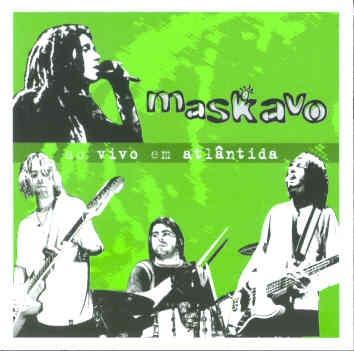 Cd Maskavo - Ao Vivo Em Atlantida