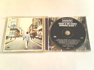 Cd Oasis - Whats The Story Morning Glory