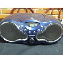 Radio/cdplayer Portatil Bx-400 Boombox Gradiente