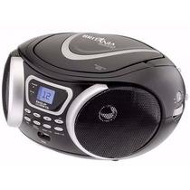 Rádio Portátil Bs9 Cd, Mp3, Display Ldc, 3.4w Rms - Britânia