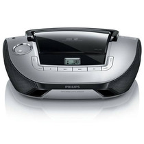 Som Cd Player Portátil Philips Az1137 Cd Mp3 Fm Am Bivolt