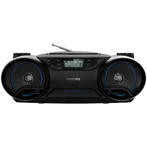 Rádio Boombox Usb/cd/am/fm Soundmachine 5 Wats Philips
