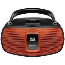 Rádio Boombox Usb Direct Soundmachine Cd Am/fm Philips