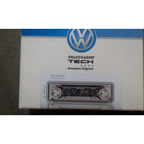 Cd Player Automotivo Volkswagen Original Hbd-4200 Caixa 09