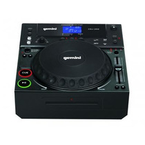Kit Gemini 2 Cdj -250 + Mixer Ps 2 + Phone Djx 03