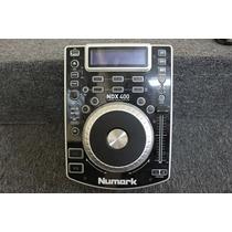 Player Mp3/cd/usb Com Prato Ndx400 Numark ( No Estado)