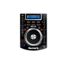 Ritmus ! Numark Ndx400 : Player Cd Mp3 Usb Sensível Ao Toque