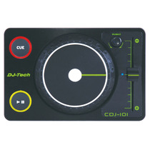 Controlador Usb/midi Dj-tech - Cdj 101