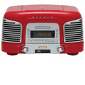 Micro System Teac Vintage Anos 50 Sld 920 Mp3 Usb Cd Play Ve