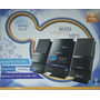 Micro System Cd Player Com Mp3 Xenon Black