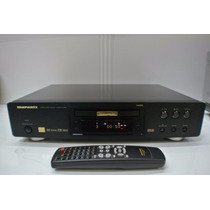 Sacd Dvd-audio Marantz Dv-7600 Hdmi Atacasom
