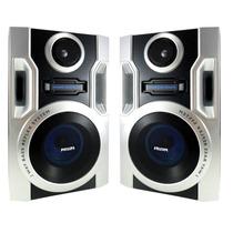 Caixa De Som Ambiente Mini System Philips Fwm185 8ohms (par)