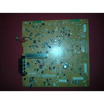 Placa Principal Do Som Panasonic Sa.ak521