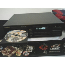Cd Player Pioneer Som Modulado Antigo Raro