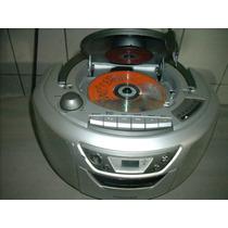 Radio Gravador Am/fm Com Toca Cd. Toshiba.